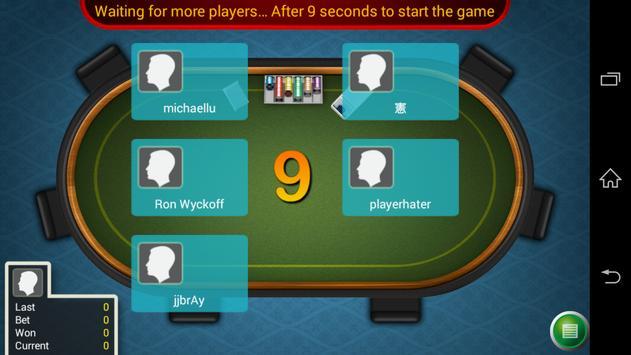 Pai Gow Poker King screenshot 3