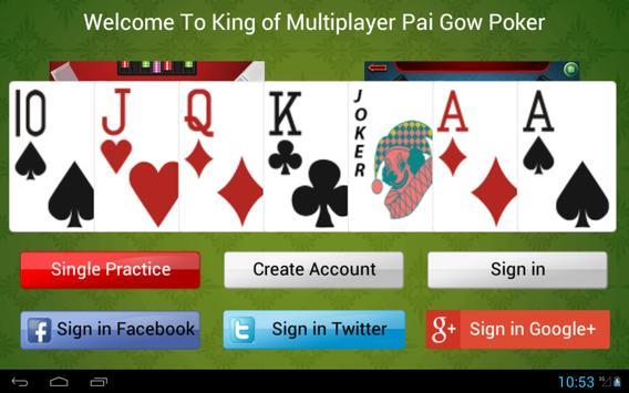 Pai Gow Poker King screenshot 5