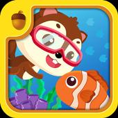 海洋动物 icon