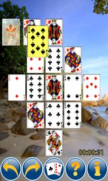 Diamond Solitaire HD Free poster