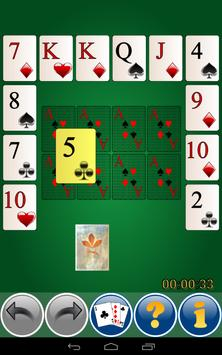 Napoleon Square Solitaire apk screenshot