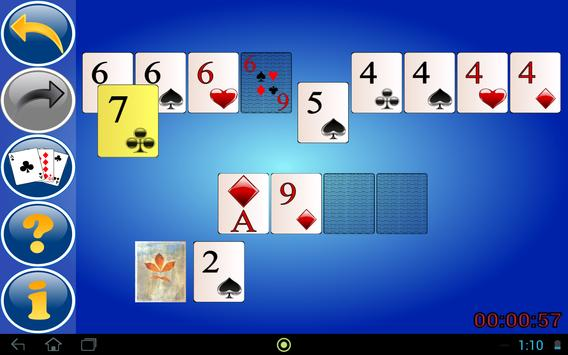 Up and Down Solitaire screenshot 4