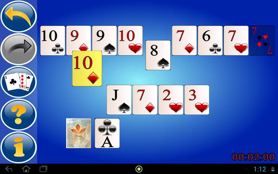 Up and Down Solitaire screenshot 5