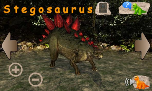 Learning Dinosaurs 3D Free poster