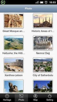 World Heritage in Turkey screenshot 1