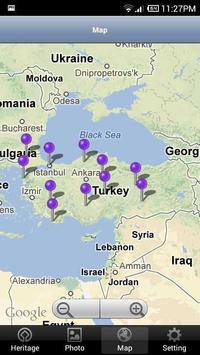 World Heritage in Turkey screenshot 2