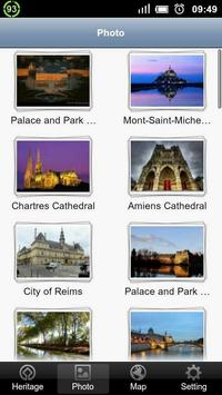 World Heritage in France screenshot 1