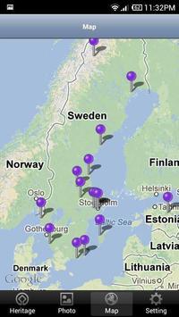 World Heritage in Sweden screenshot 2