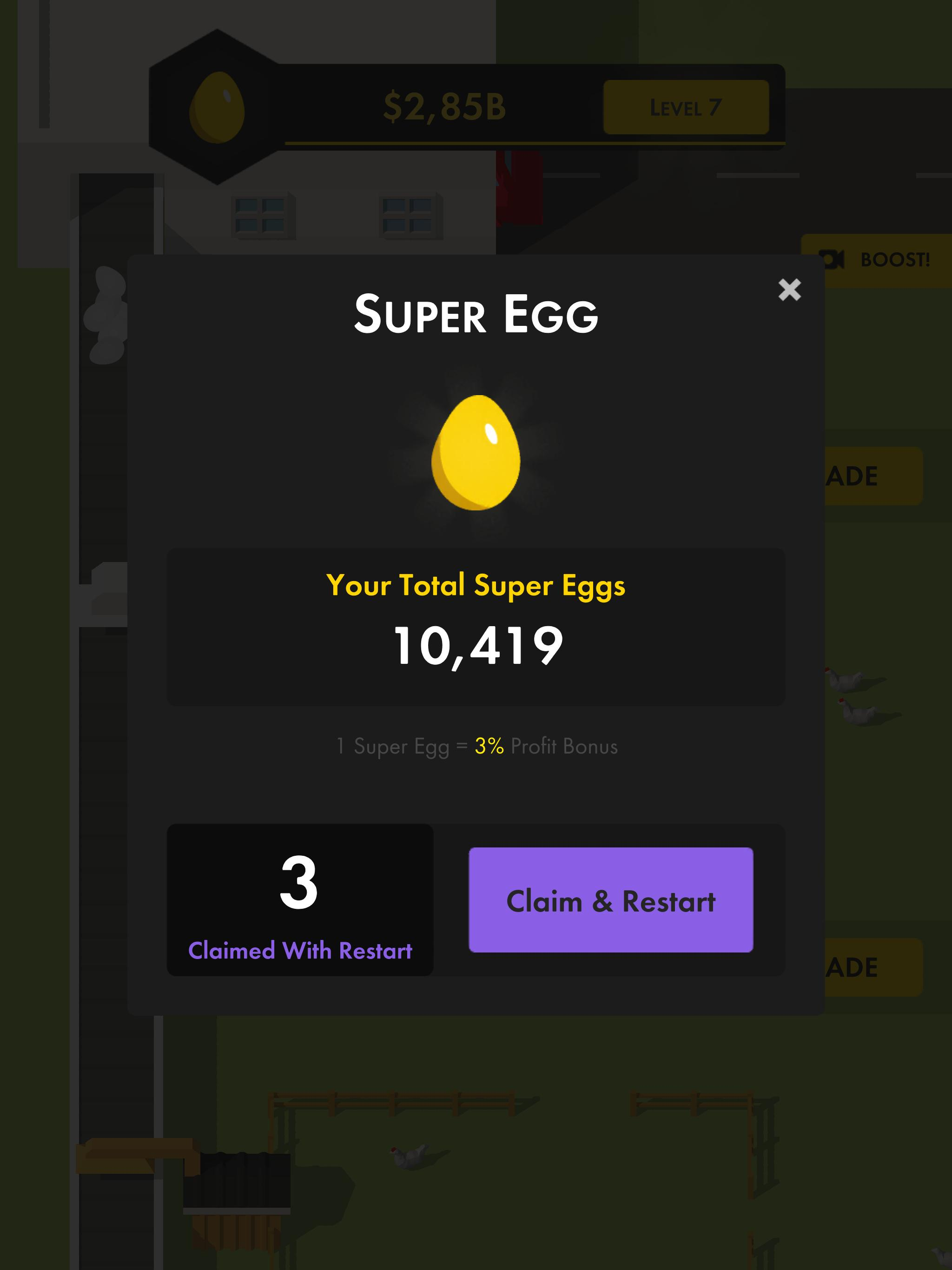 Roblox Egg Farm Simulator How To Get Free Eggs Boost Egg Factory Idle Tycoon For Android Apk Download