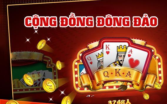 QKA - Game bai doi thuong 2016 apk screenshot