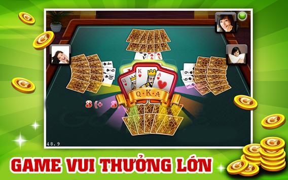 QKA - Game bai doi thuong 2016 screenshot 6