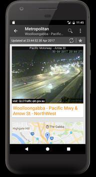 Brisbane Traffic Cameras (QLD) screenshot 1