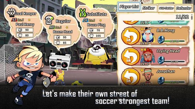 Soccer Boo apk screenshot