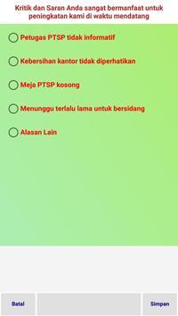 Survey Kepuasan Masyarakat-PT Manado screenshot 4
