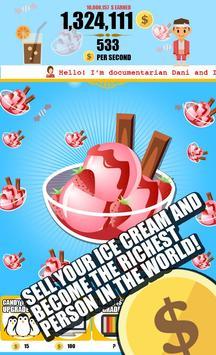 Ice Cream Shop: Clicker Empire poster