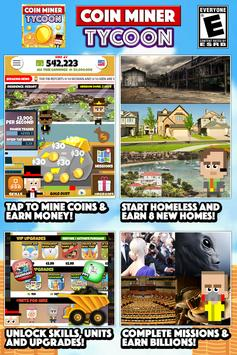 Coin Tycoon: The Clicker Game poster