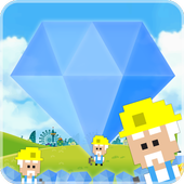 Diamond Miner 2: Idle Empire icon