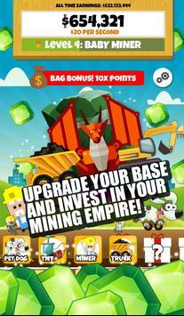 Jade Miner: Clicker Empire screenshot 2