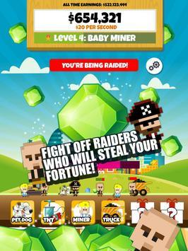 Jade Miner: Clicker Empire screenshot 7