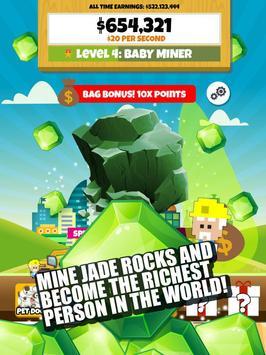 Jade Miner: Clicker Empire screenshot 6