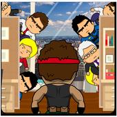 Office Warrior: Cubicle Ninja icon