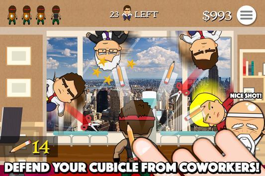 Office Warrior: Cubicle Ninja poster