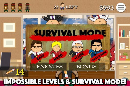 Office Warrior: Cubicle Ninja screenshot 2