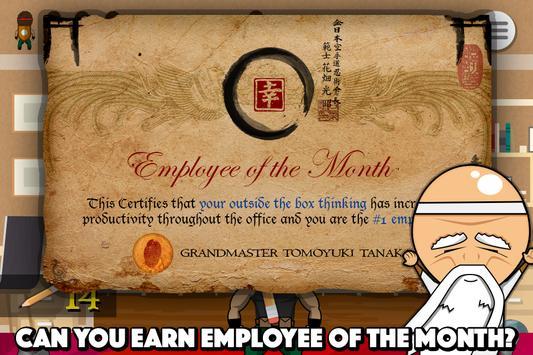 Office Warrior: Cubicle Ninja screenshot 3