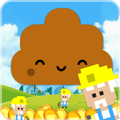 Poo Miner: Clicker Game icon