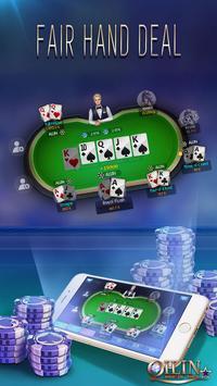 Qilin Holdem Poker-NL Texas screenshot 2