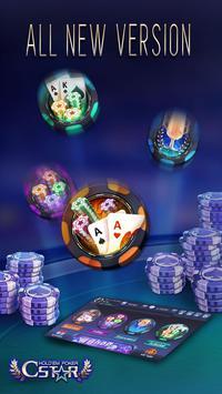 Cstar Poker poster