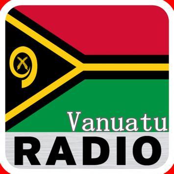 Vanuatu Radio Station poster
