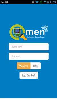 QMen (Kebumen Smart City) poster