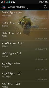 Qur'an Mp3 online screenshot 2