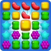 Heroes Candy Match 3 icon