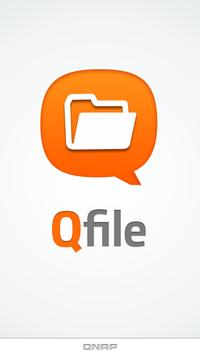 Qfile-poster