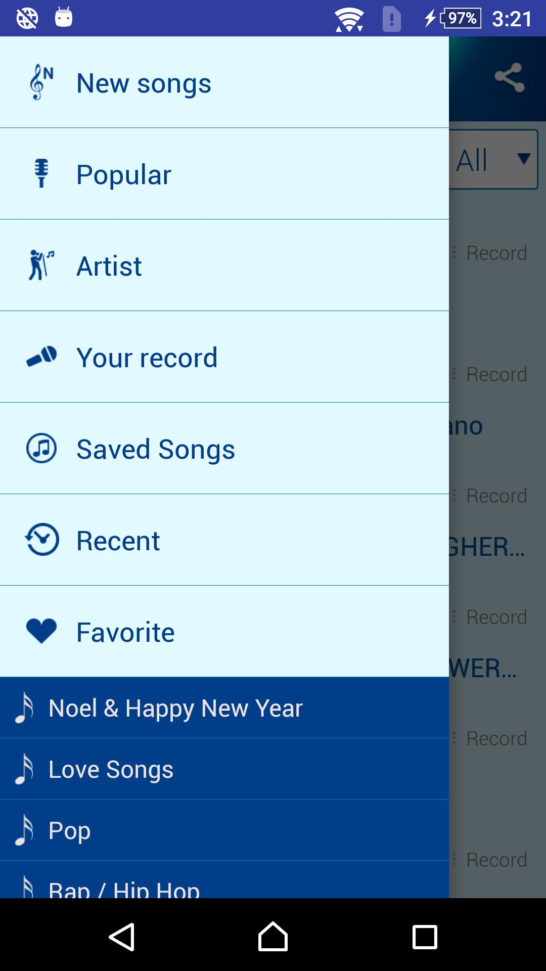 Karaoke Free: Sing & Record Video for Android - APK Download
