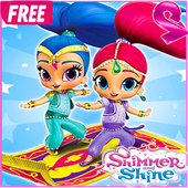 👸Shimmer Princess Flying World 2 icon