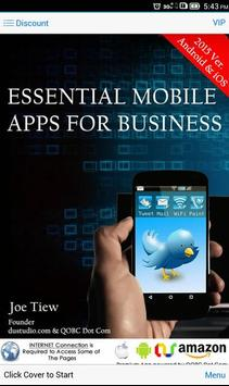 Mobile Apps for Business poster