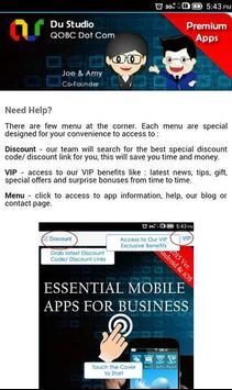 Mobile Apps for Business apk screenshot