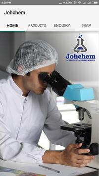 Johchem Scientific & Instruments poster