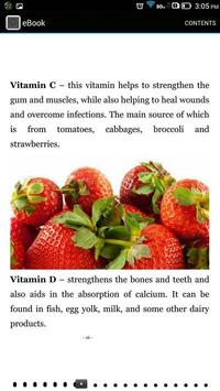 Essential Vitamin Guide apk screenshot