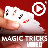 Magic Card Tricks 2018 icon