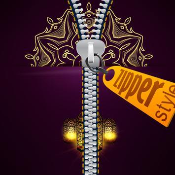 Ramadan ZIP Locker poster