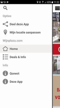 WIJNPLAZA.COM screenshot 1