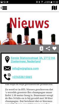 WIJNPLAZA.COM screenshot 4