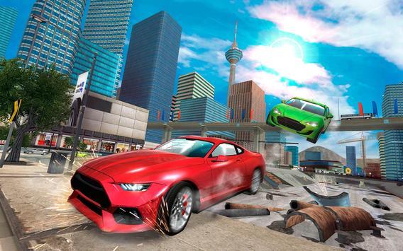 Car Driving Simulator screenshot 2