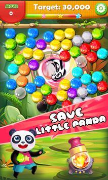 Panda Bubble Shooter poster