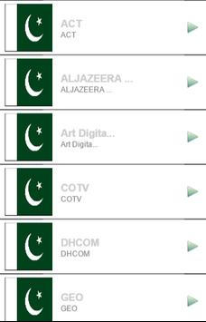 Pakistan Channels Info screenshot 1
