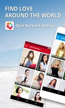 Qpid Network Dating poster
